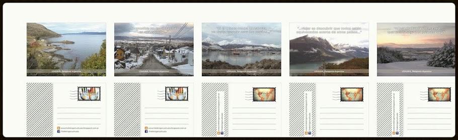 Conseguí tu set de postales !!!