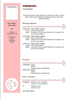 Types Of CV,Kind Of Resume Letter. Businesscommunicationnew  Different Types Of Resumes