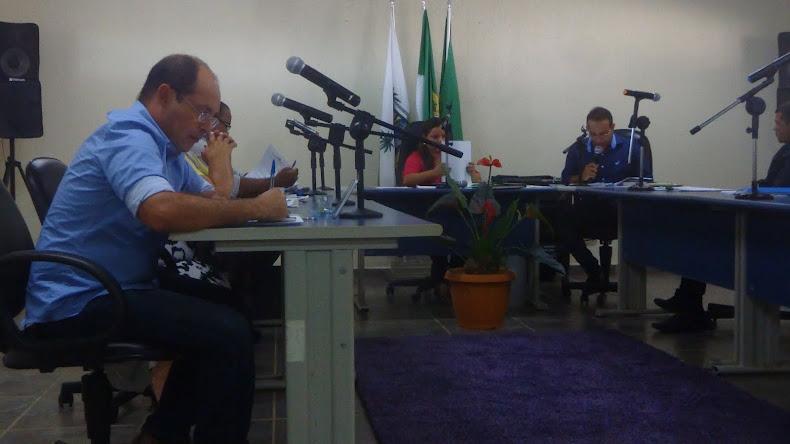 Jorge Motta concedeu entrevista ao Blog, após assumir vaga no Legislativo do município de Senador G