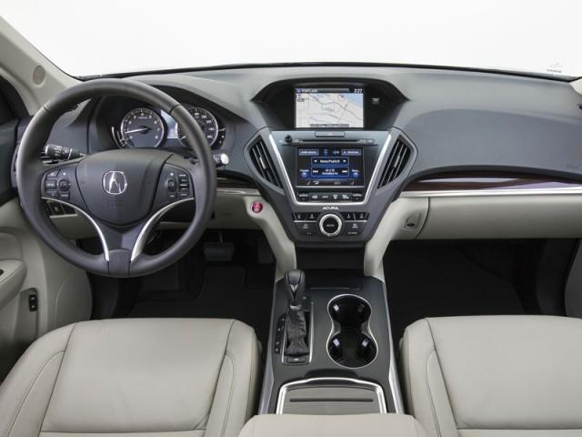 Acura MDX 2014 interior