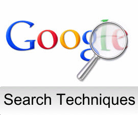 Advanced google search techniques