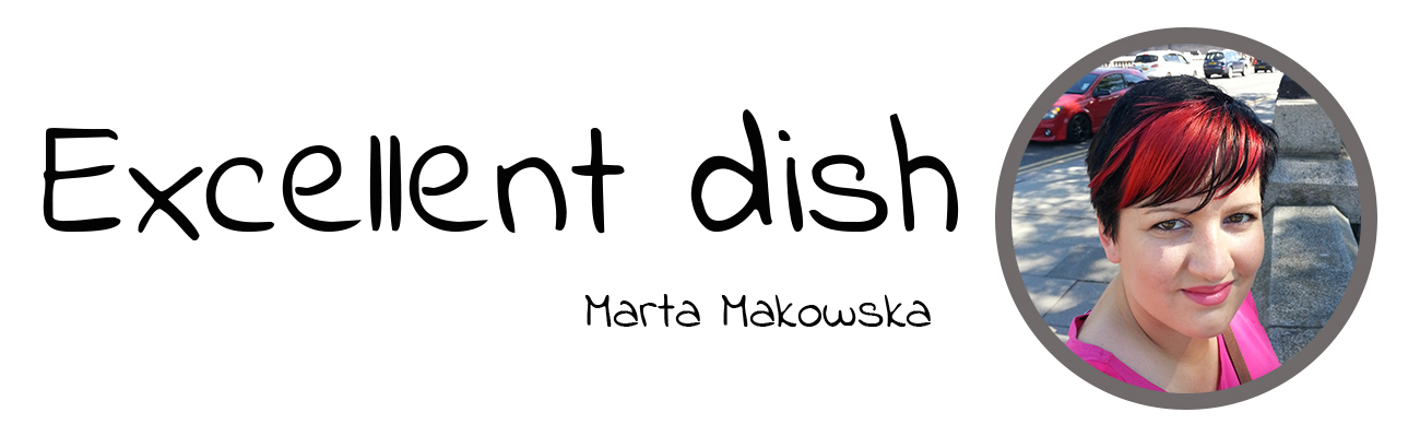 Excellent dish