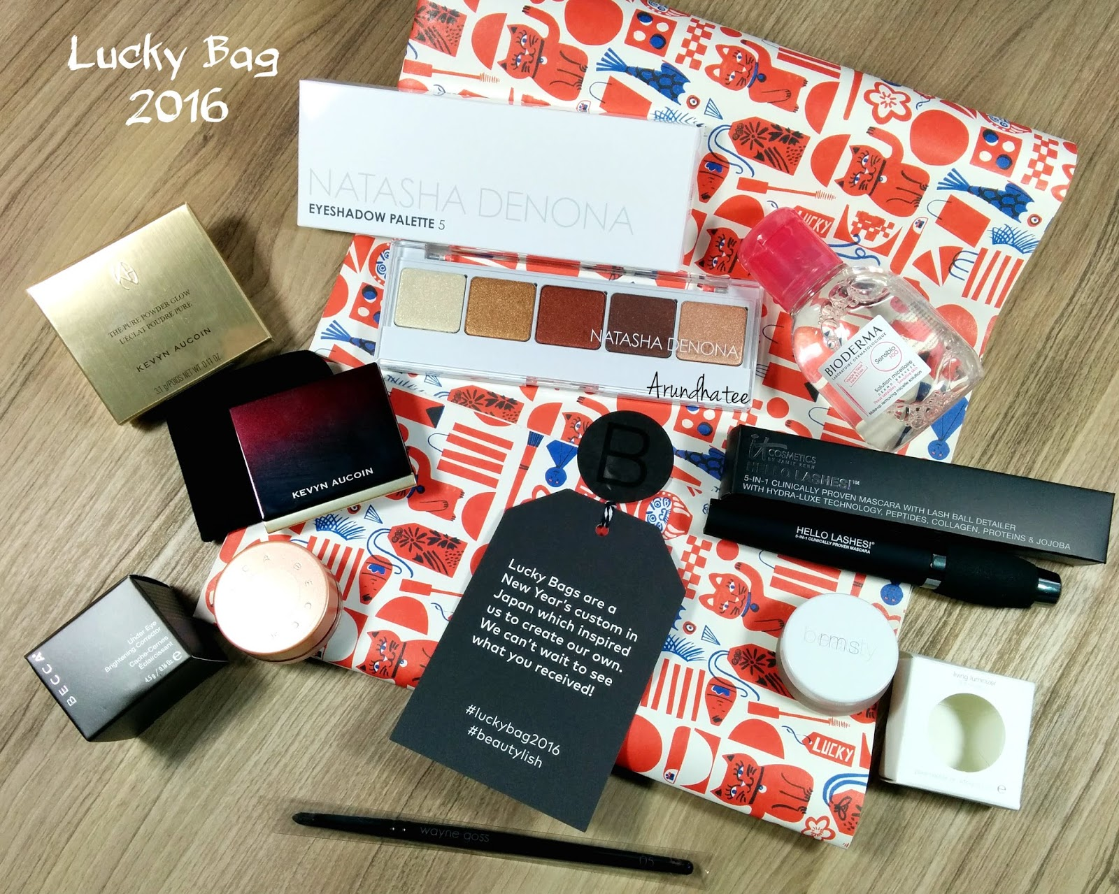 Beautylish 2018 Lucky Bag - Unboxing and Review!   See the