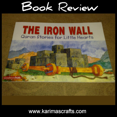 book review iron wall