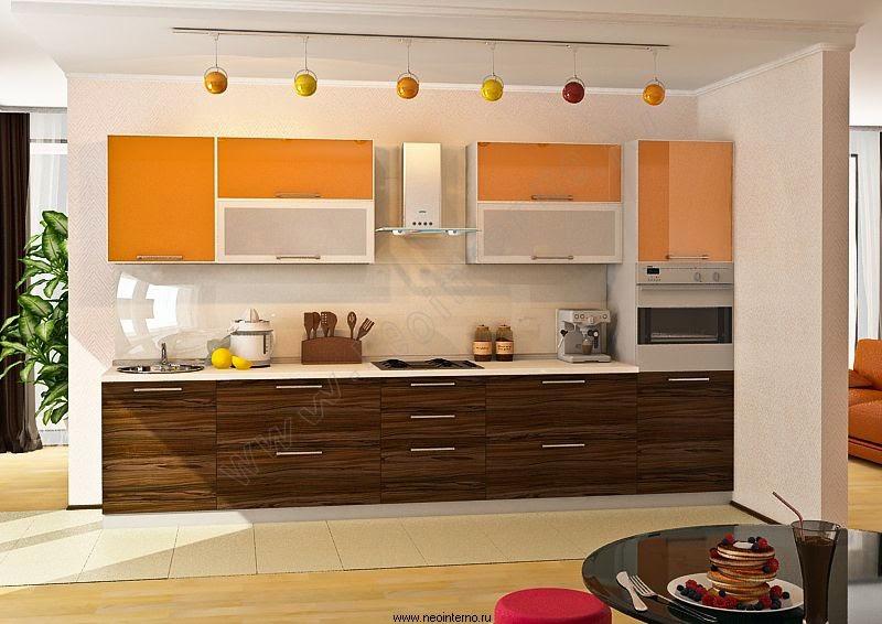 Оранжевый и серый дизайн для всех