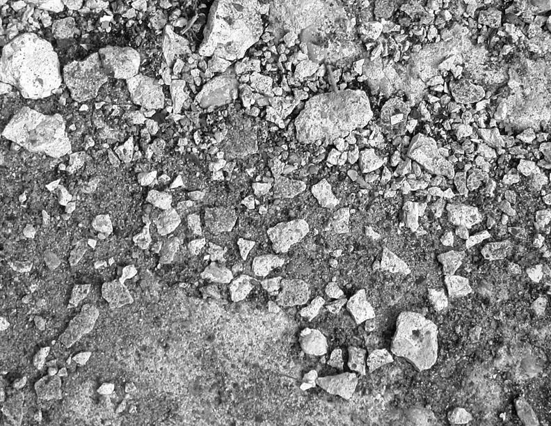 Worn Concrete Photograph - Texture Photograph