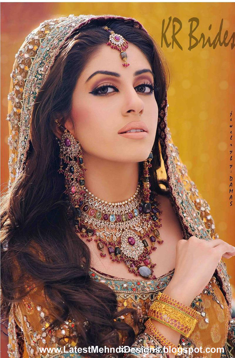 Magnificent Arabic Bridal Makeup 800 x 1218 · 285 kB · jpeg