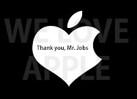 Thanks, Mr. Jobs.