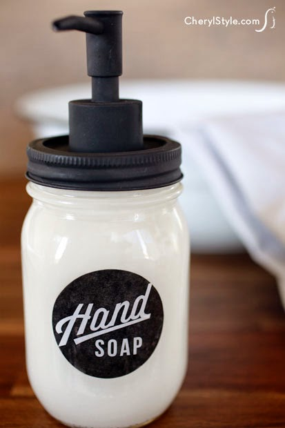 http://www.cherylstyle.com/showcase/diy-mason-jar-soap-dispensers/