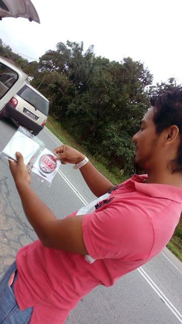 selfie bersama stiker irdk irdk newsNurulhidayatul Husna Model Irdk Fm Yang #20