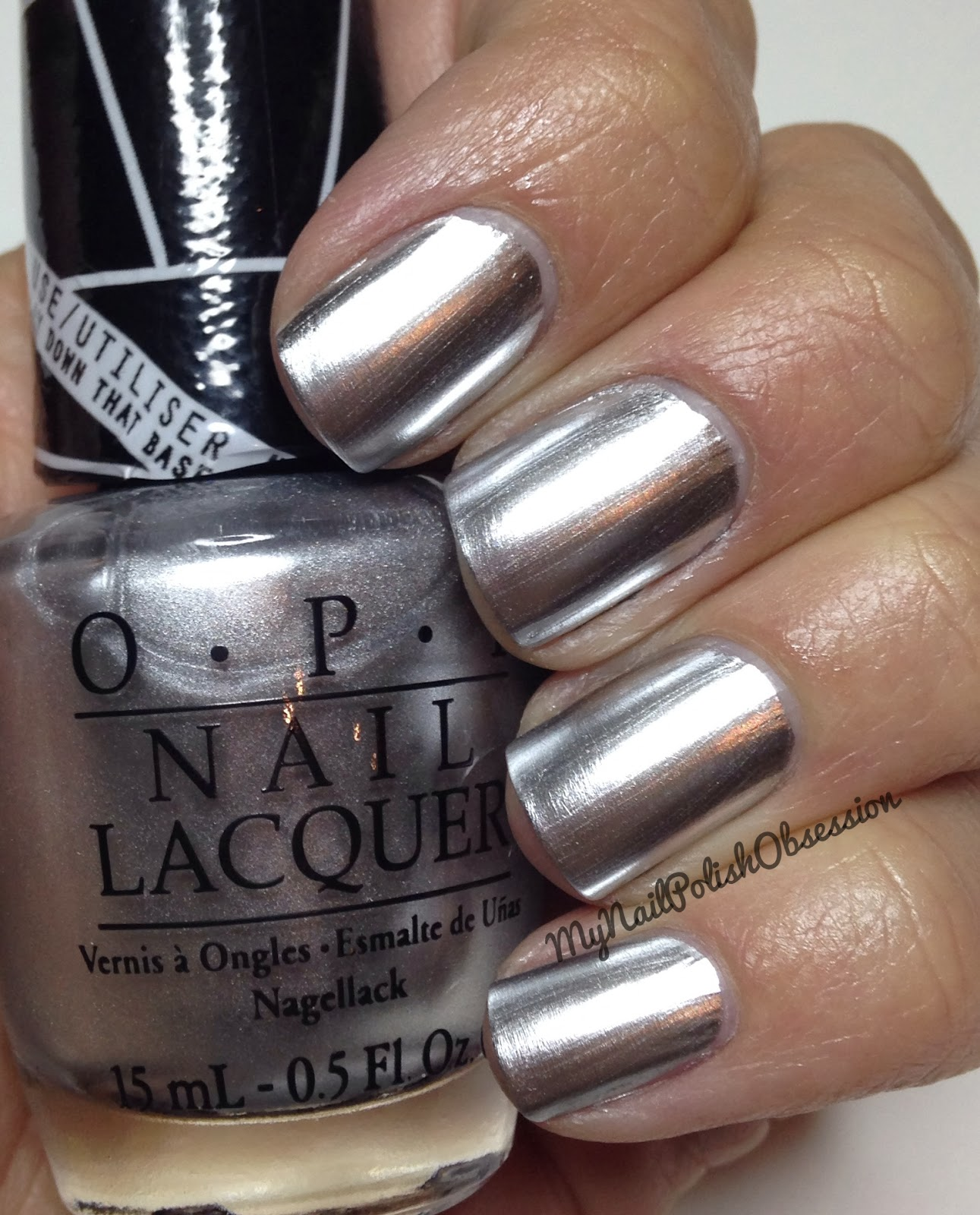 My Nail Polish Obsession: OPI Gwen Stefani Collection: Push and ...