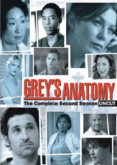 Grey's Anatomy 2ª Temporada Torrent - WEB-DL 720p Dual Áudio (2006)