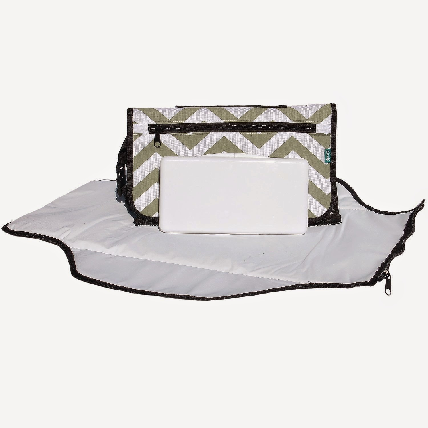 Lil Rhino Baby Portable Changing Pad Mat Station