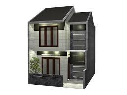 Model Rumah Lantai 2