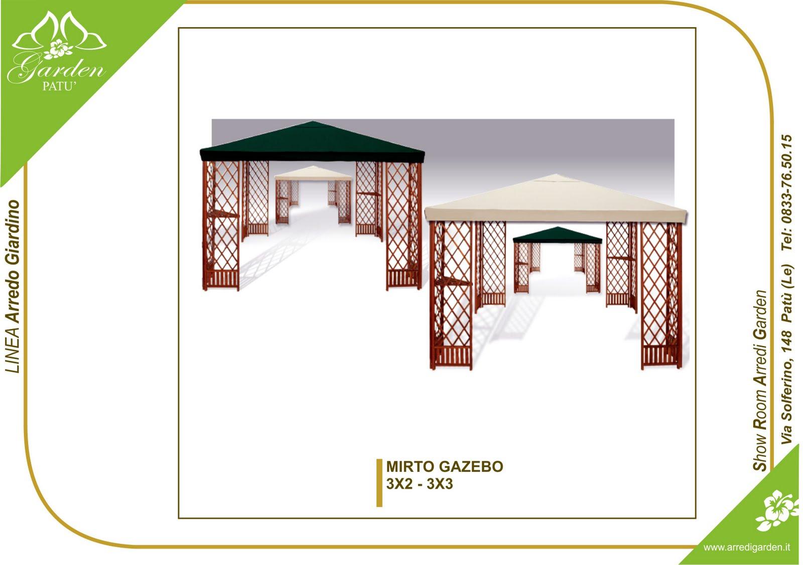 Arredo giardino italia arredo giardino pat tavoli in for Arredo giardino milano