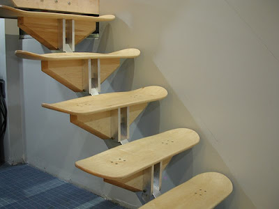 Cool Skateboard Inspired Furniture Designs (14) 3