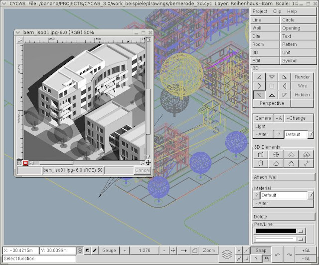 cycas 3D CAD