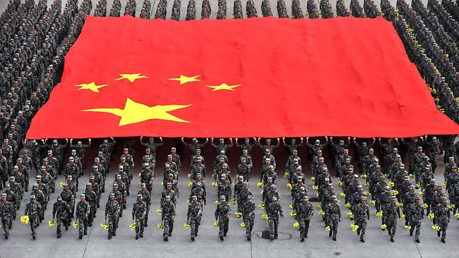 China, ejército