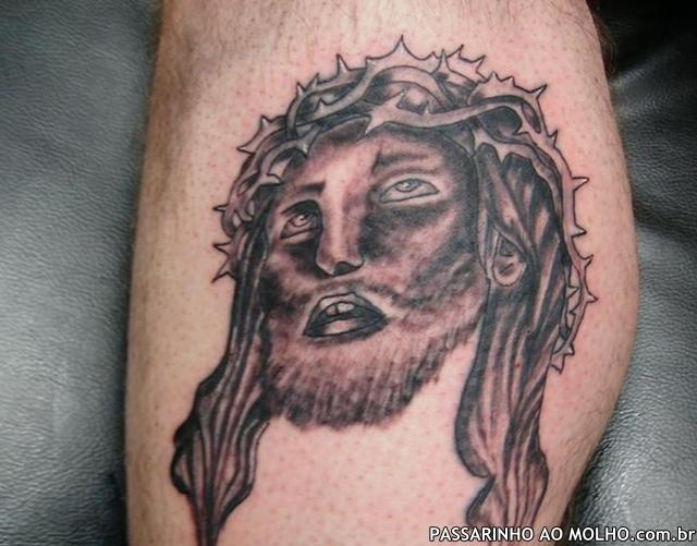 tatuagens de jesus