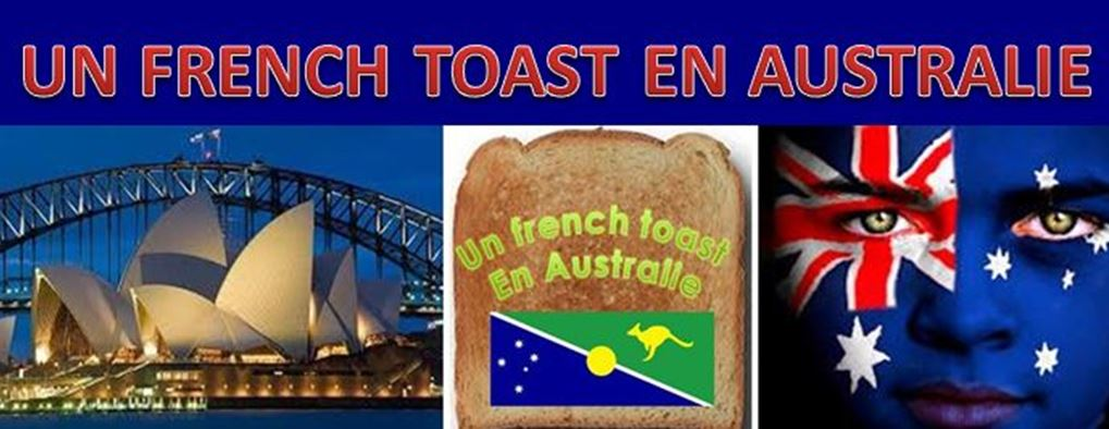 un french Toast en Australie