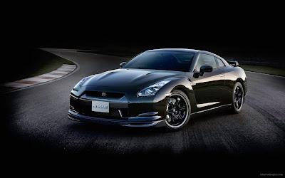 Nissan GT R SpecV