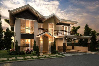Linden House and Lot Guadalupe, Cebu City 2 Storey Single Detached 5BR