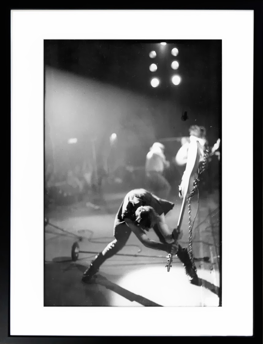 The Photography of Punk. London Calling Album Cover. Pennie Smith