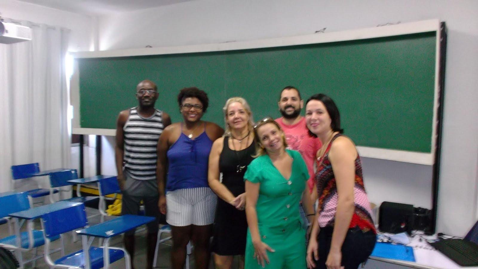 2ª Aula do Curso de Pós-Graduação (FCE)