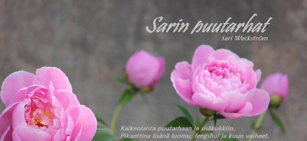 Sarin puutarhat