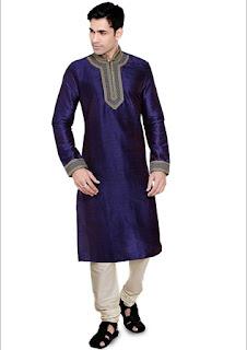 Baju kurta trend busana pria india masa kini