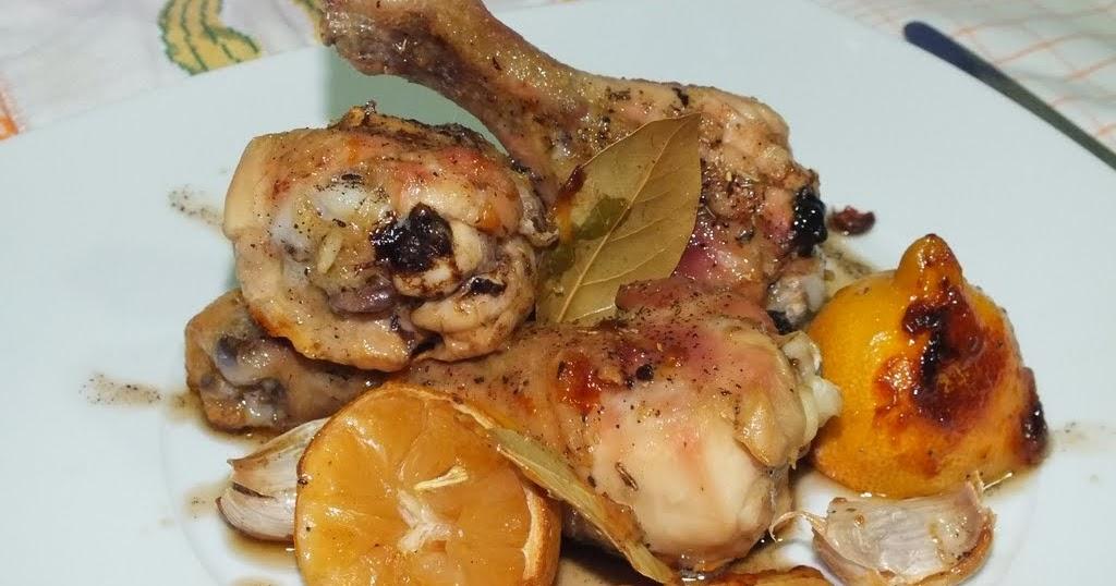 La cocina de toni pollo al lim n con su salsa - Salsa de pollo al limon ...