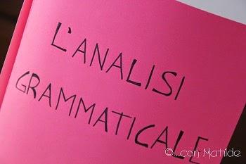 Esercizi Di Analisi Grammaticale Con Soluzioni Scuolissimacom