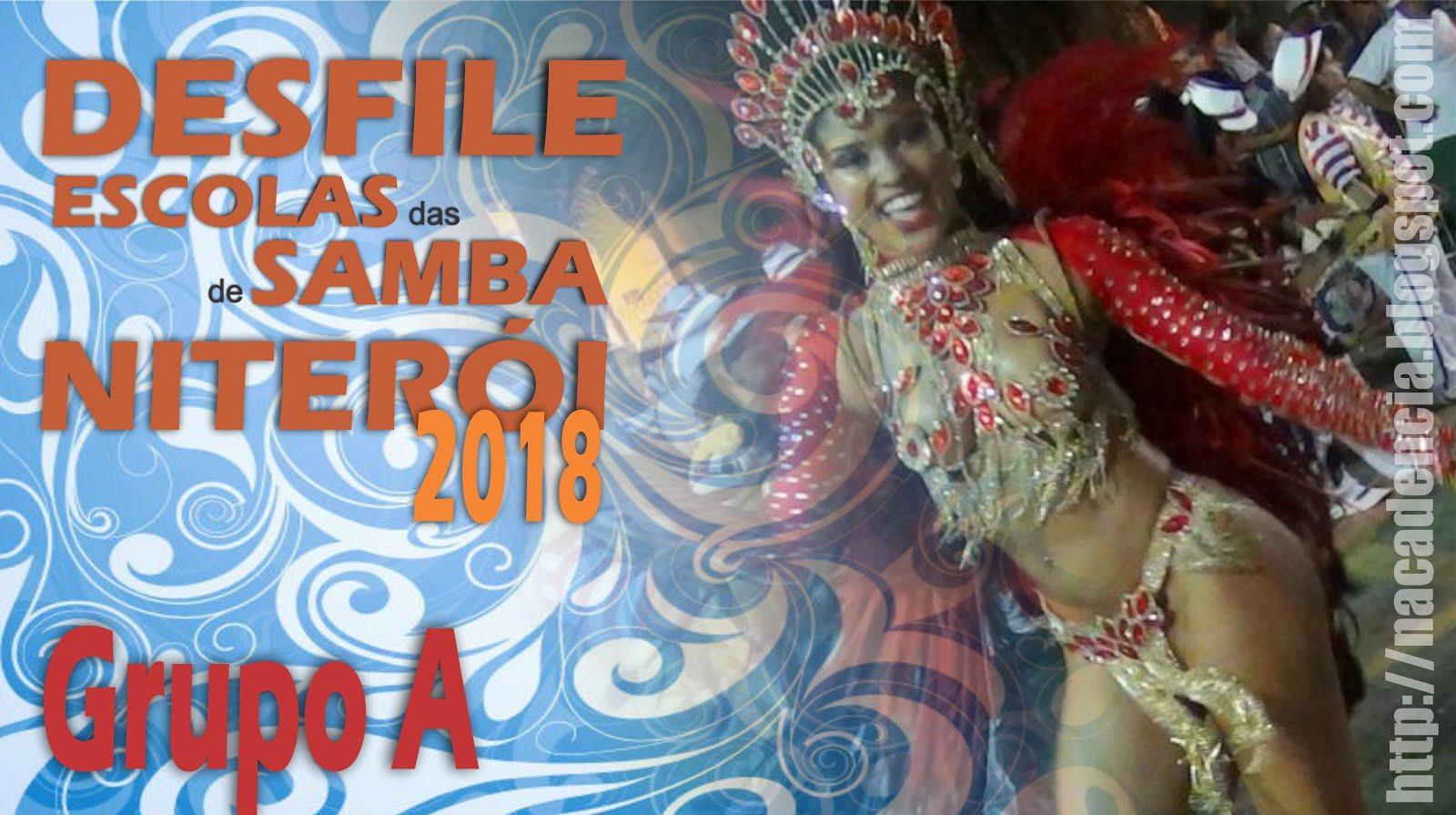 Carnaval de Niterói 2018 - Grupo A