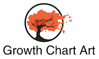 Growth Chart Art logo