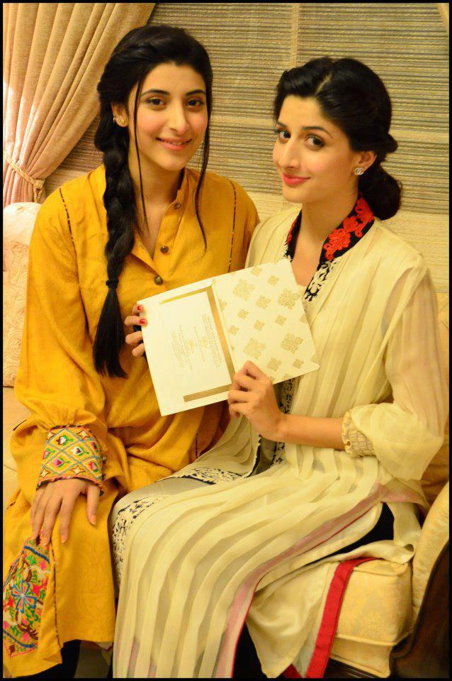 Mawra and urwa