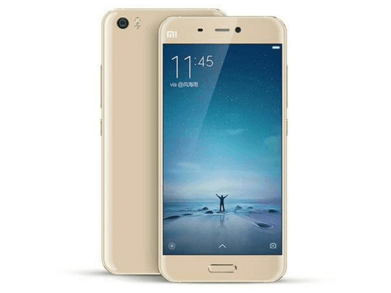 Xiaomi Mi5 renders