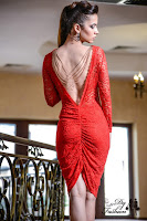 Rochie Passional Red