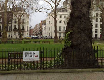 barkeley square