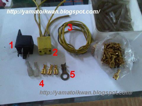 Iwan e sudjatmiko personal blog mengeraskan suara klakson dengan mengeraskan suara klakson dengan menambah relay ccuart Images