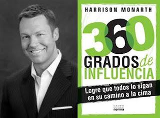líder con 360 Grados de Influencia - Harrison Monarth