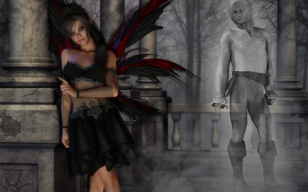 dans fond ecran fantomes angencore12