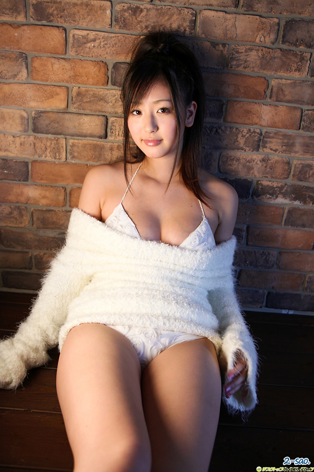 Sexy Japanese Model Yuri Murakami P4 Picture Line Girl