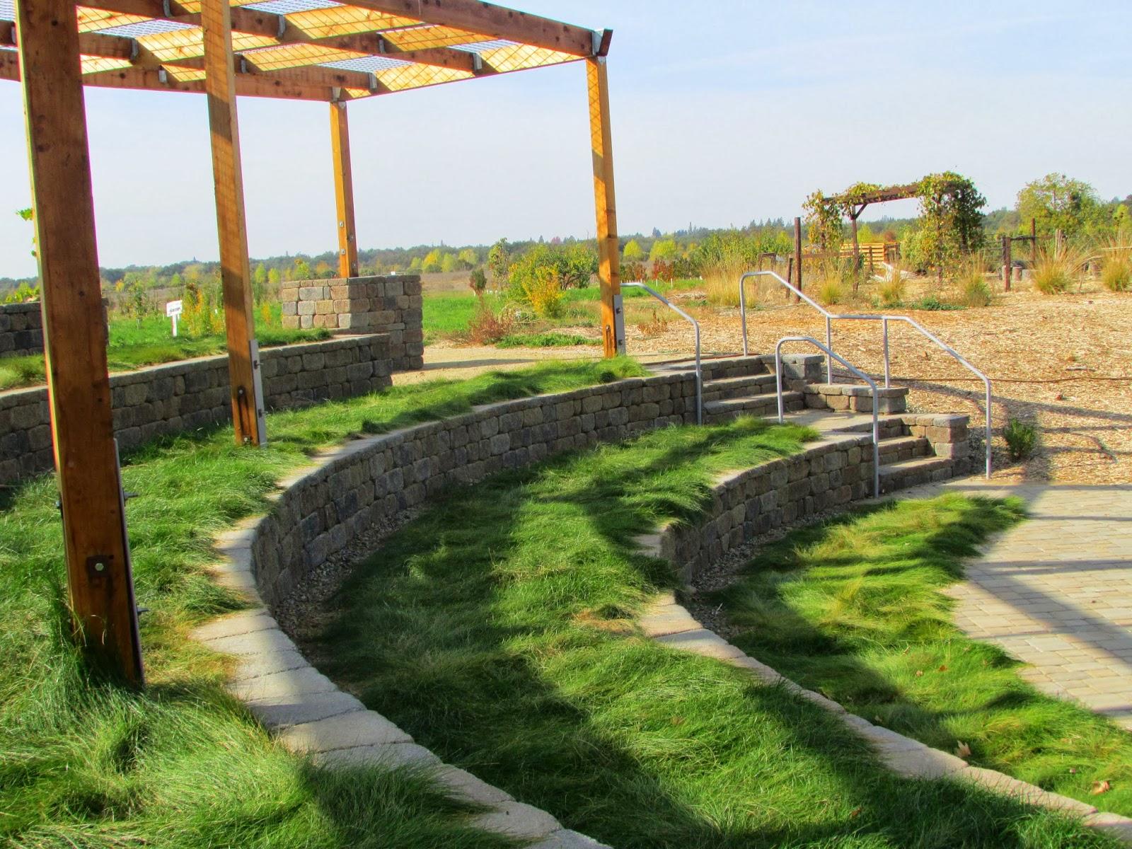 Geno 39 s garden design coaching outdoor classroom at for Soil born farms