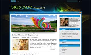 Orestado WordPress Theme