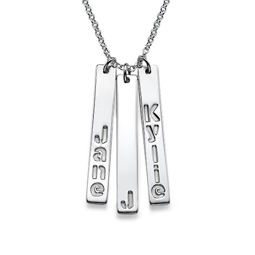Mom Jewelry with Children's Names