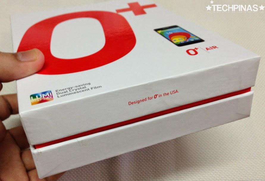 O+ Air, O Plus Air, O+ Octa Core Android Smartphone, O+