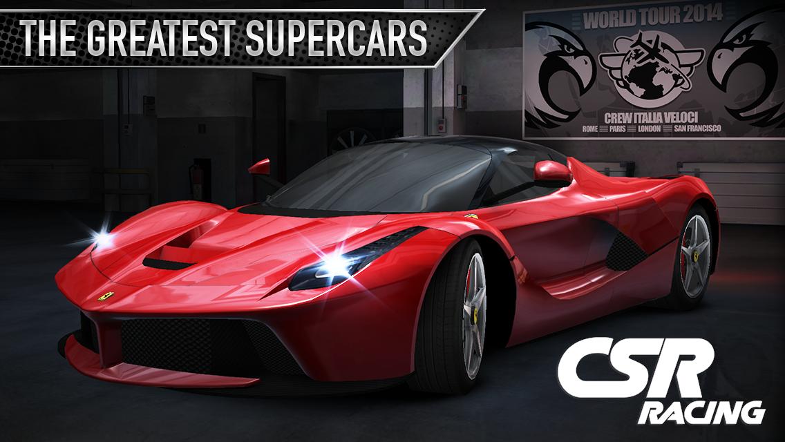 What s new in CSR Racing 2