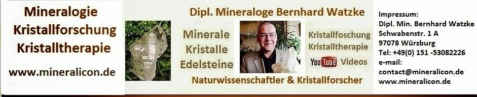 Kristallforschung und Kristalltherapie