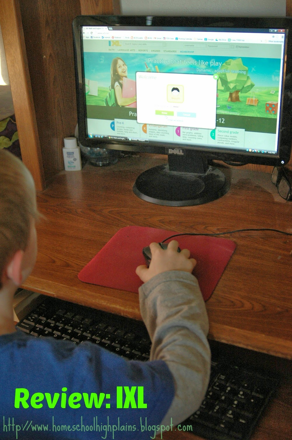 Loving and Learning on the High Plains: Review: IXL Math and ...