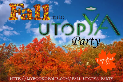 Fall into UtopYA Party + Giveaway – Day 19